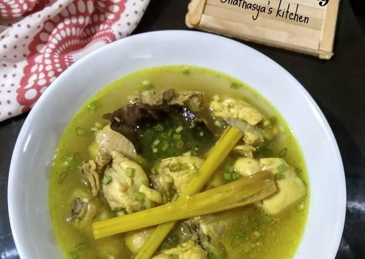 Ayam Kuah Kuning