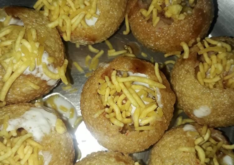 15 Minute Recipe of Ultimate Sev puri
