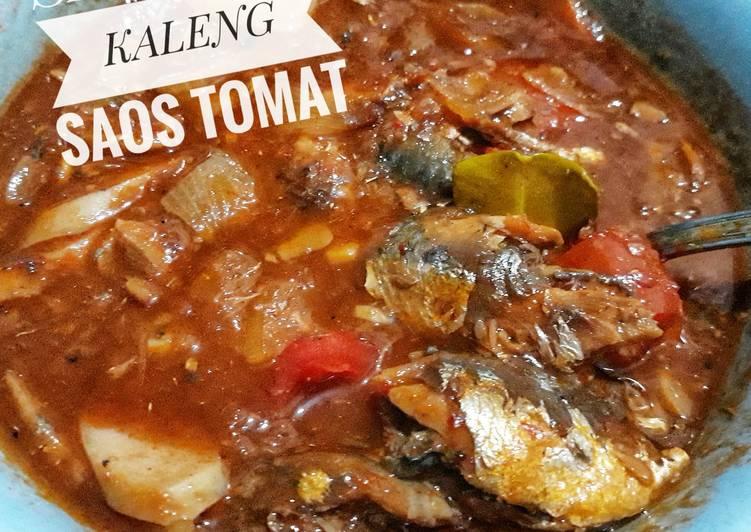 Sarden Kaleng Saos Tomat
