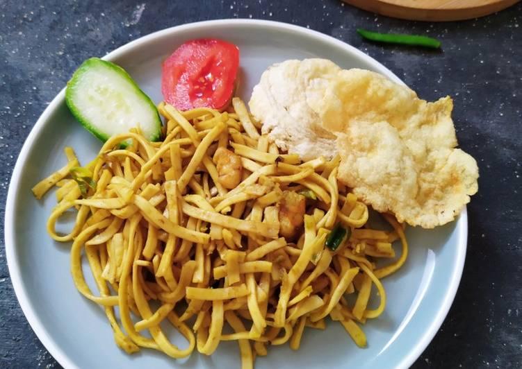 Mie Aceh Goreng (Resep Praktis dengan Bumbu Tipis)