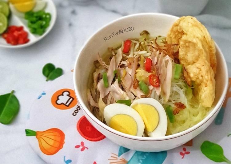 136. Soto Ayam Ambengan Surabaya