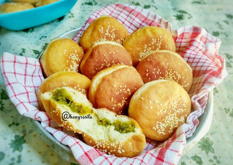 Roti Goreng Lembut