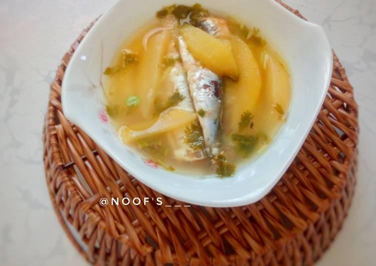 Surimahi (Omani Salty&Sour fish soup)