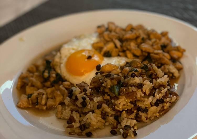 Recipe of Super Quick Homemade Thai basil chicken