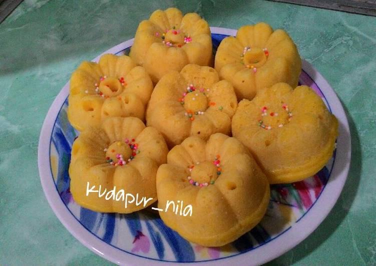 bolu durian kukus 3sdm