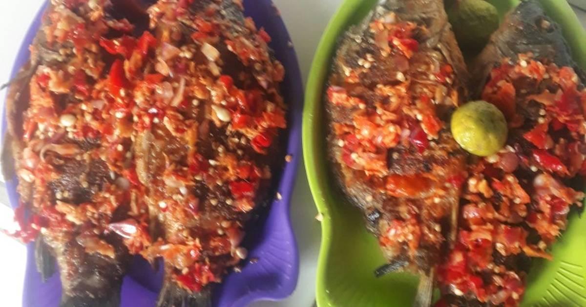 840 resep cobek ikan enak dan sederhana - Cookpad