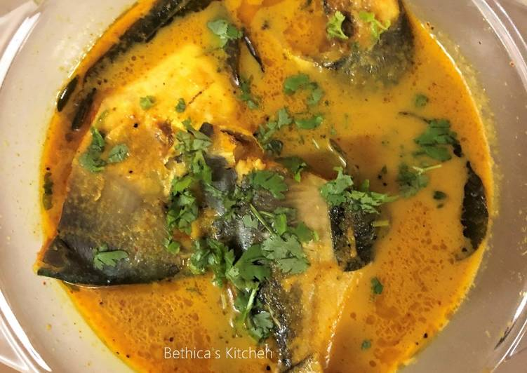 Step-by-Step Guide to Prepare Super Quick Homemade Pomfret in Coconut Milk
