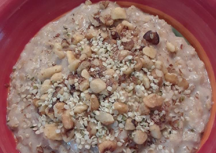 How to Prepare Delicious Banana Bread Oatmeal