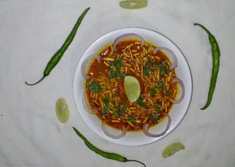 10 Minute How to Prepare Quick Sev ki Sabji