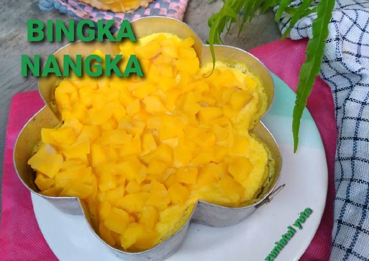 Resep Bingka Nangka Oleh Zuniatul Yuta Cookpad
