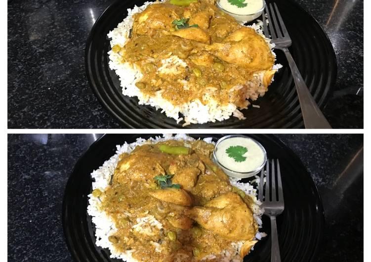 Simple Way to Prepare Favorite One Pot Chicken Rice