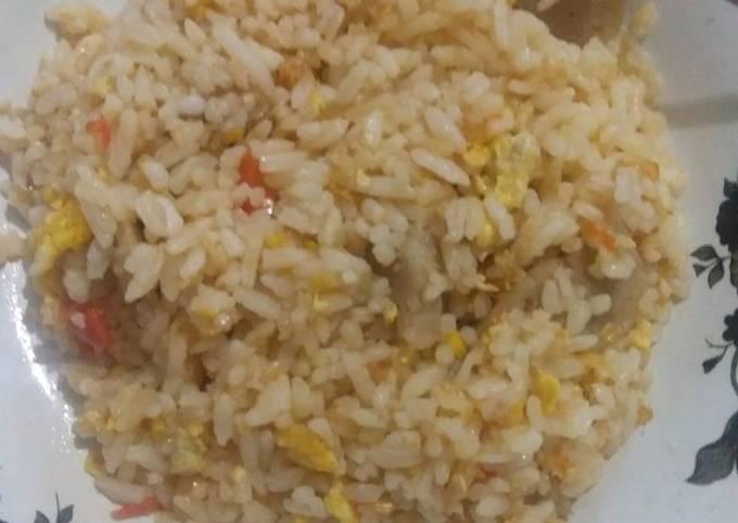 Nasi Goreng Jawa Simple