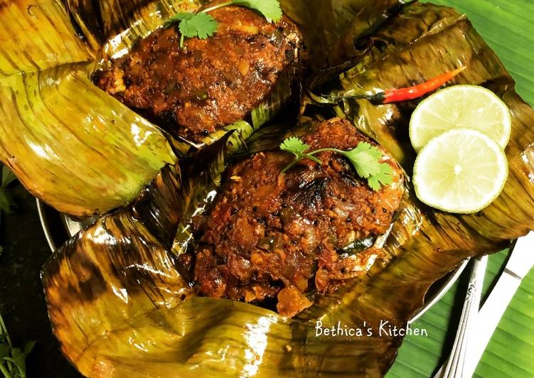 30 Minute Step-by-Step Guide to Prepare Summer Meen Pollichathu