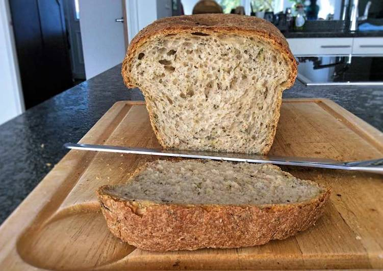 New Secret Courgette sandwich loaf Free Download