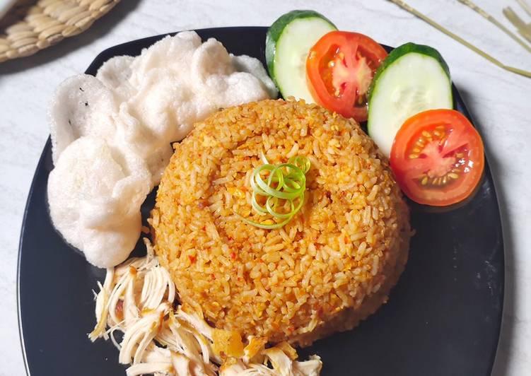 Nasi Goreng Cikur (khas bandung)