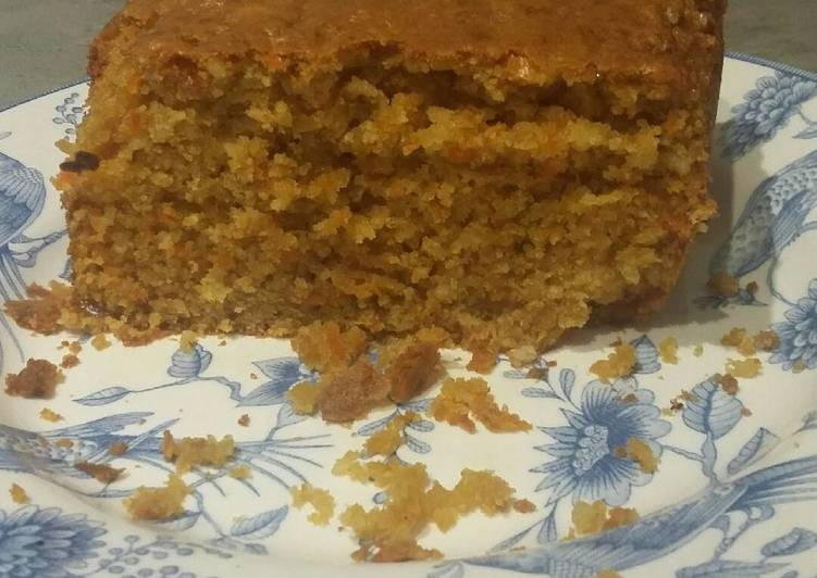 Easiest Way to Make Any-night-of-the-week Carrot cake