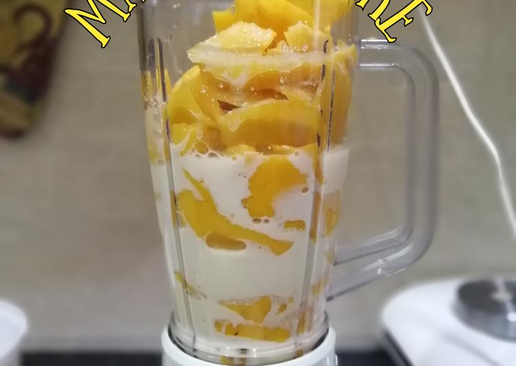 Mango Shake - resepipouler.com