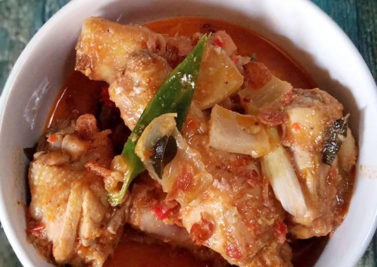 Kari Ayam Malaysia