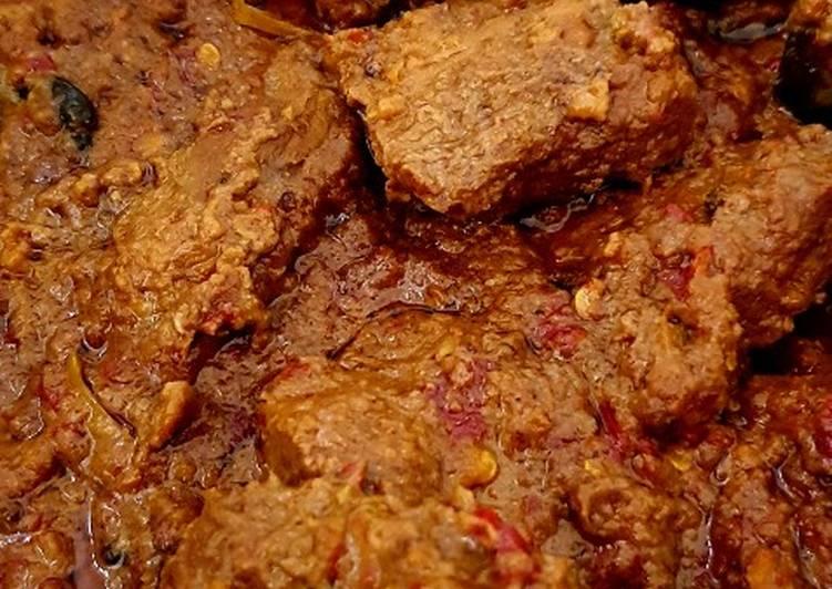 Resep Rendang daging Yang Simple Sedap