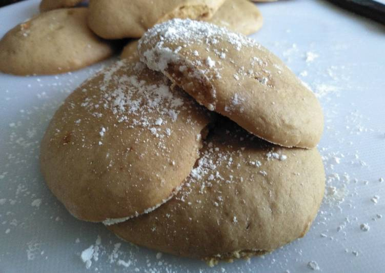 How to Prepare Ultimate Banana & Chickpea Soft Cookies
