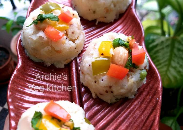 Recipe of Award-winning 🔹Veg Upma