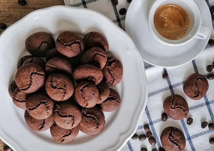 Ricetta Biscotti al caffè