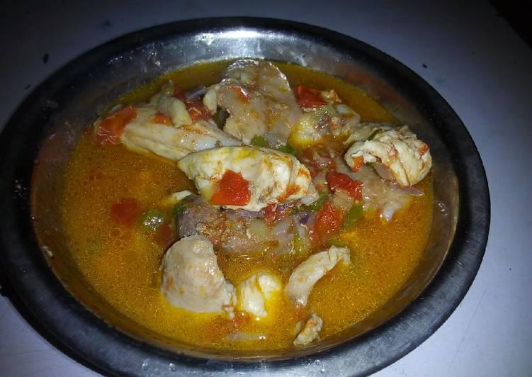 Chicken stew #4weeksChallenge