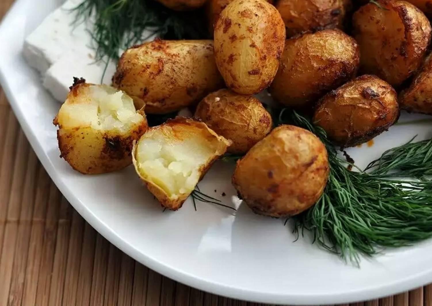 Картинки картофель печеный