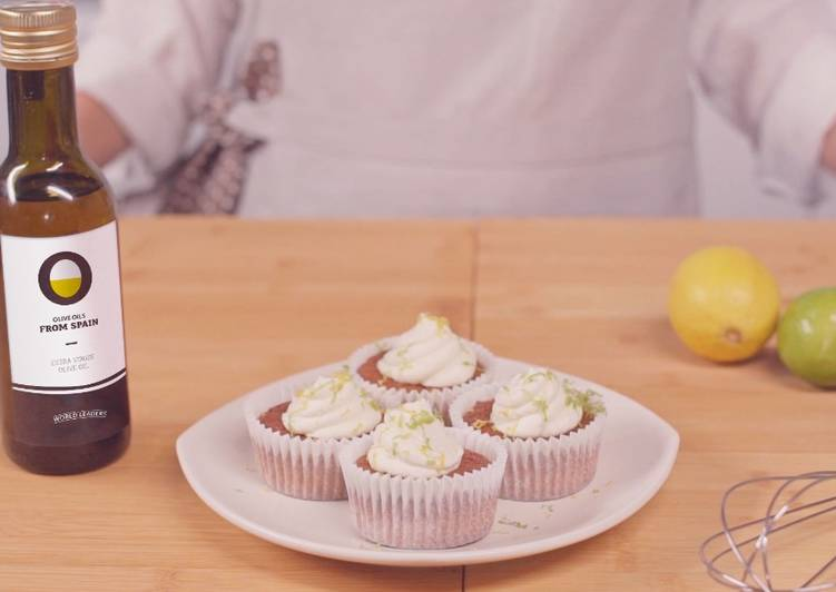 Easiest Way to Prepare Award-winning Lemon cupcakes