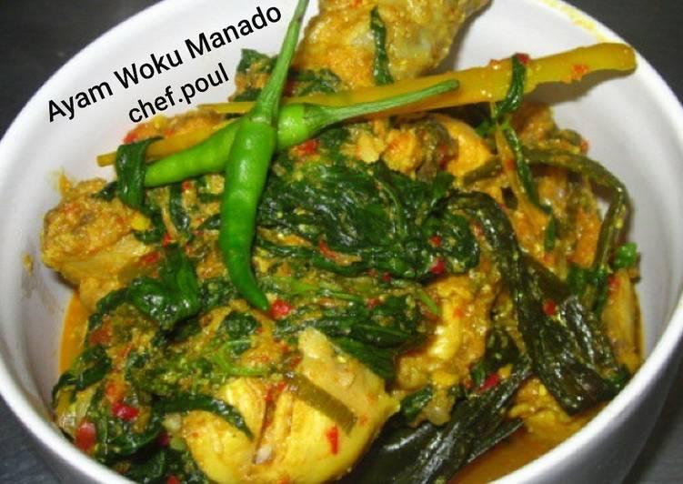 Ayam Woku Manado