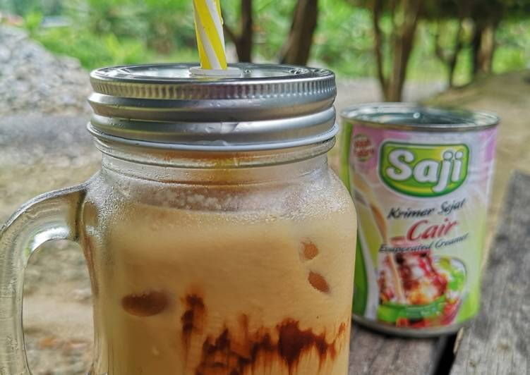 Caramel Milk Boba Pearl - resepipouler.com