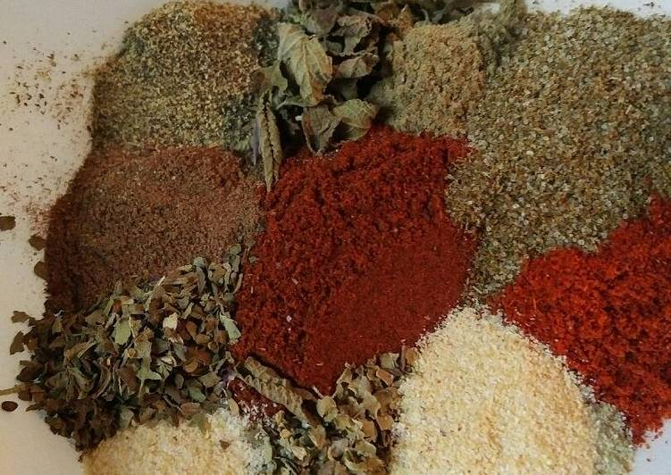 Simple Way to Make Perfect Eleven Herbs and Spices