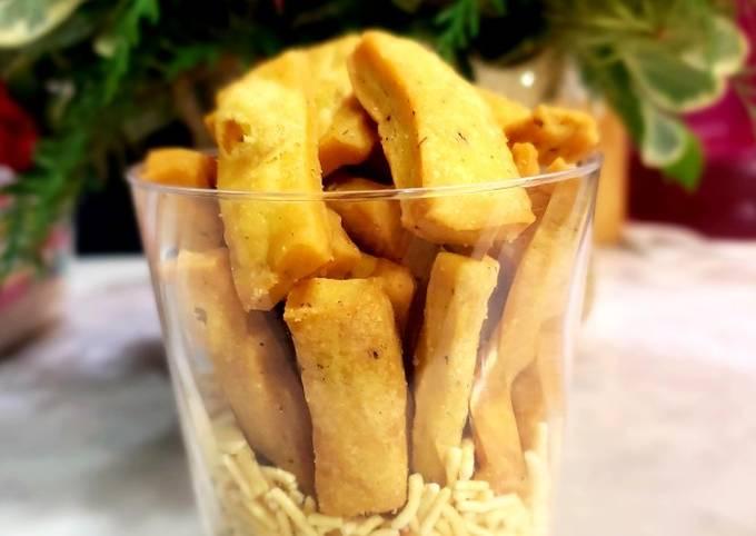 Recipe of Speedy Yumm snacks NAMAKPARE