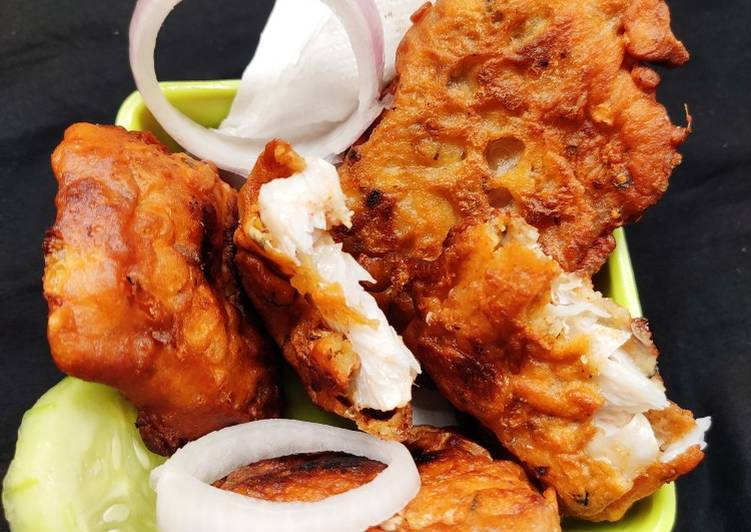 Learn How to Boost Your Mood with Food Crispy Vetki fish fry