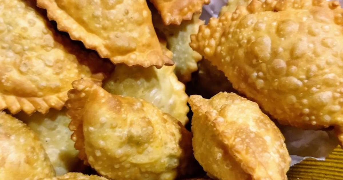 Masa Para Empanadas Fritas Receta De Carla Cecilia Espindola Cookpad