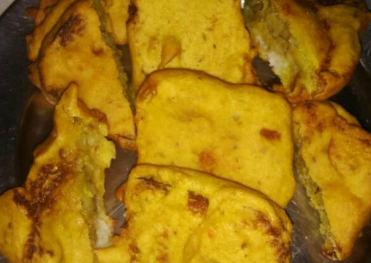 Easiest Way to Make Ultimate Bread pakora