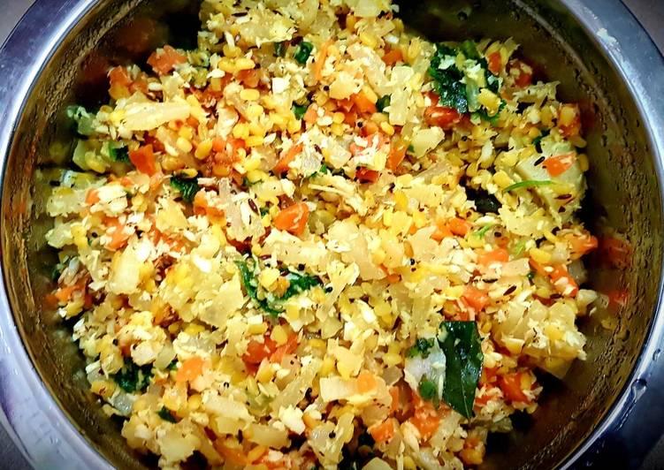 Radish Carrot Stir Fry - Laurie G Edwards