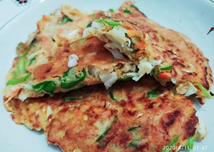 Resep Omelet sayuran Yang Simple Bikin Nagih