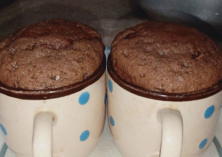 Recipe: Perfect Easy brownie in a cup or mug