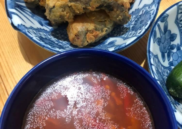 #17 Ikan sarden (kalengan) goreng tepung