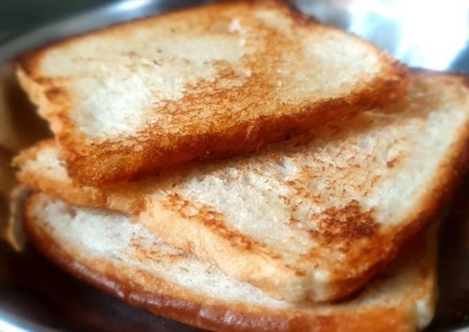 Easiest Way to Cook Tasty Simple Roast Bread