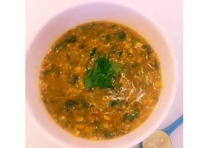 Vegetarian Dhanshak