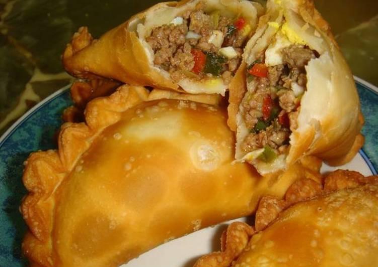 🇦🇷 Empanadas à la Créole