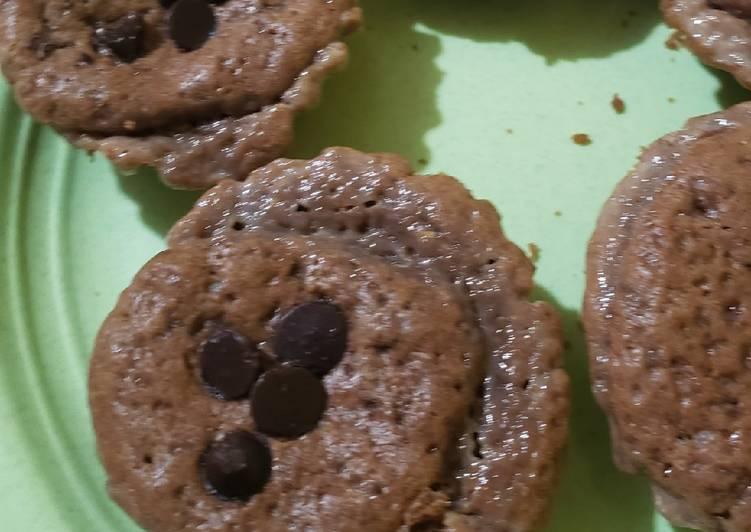 Resep Cookies choco milk, Enak