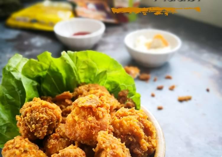 Popcorn Chicken Adabi - velavinkabakery.com
