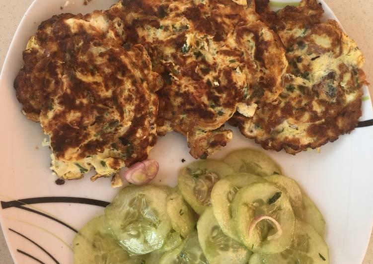 Comment Préparer Des Omelette de morue