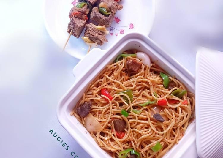 30 Minute Dinner Ideas Diet Perfect Fried spaghetti