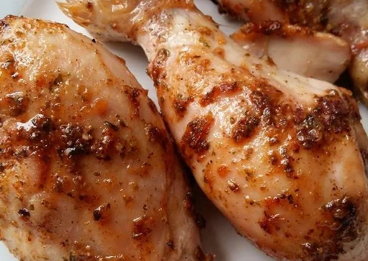 Vickys Garlic & Smoked Paprika Chicken Drumsticks GF DF EF SF NF