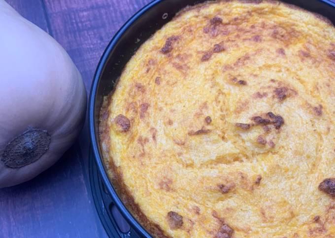 Soufflé de butternut