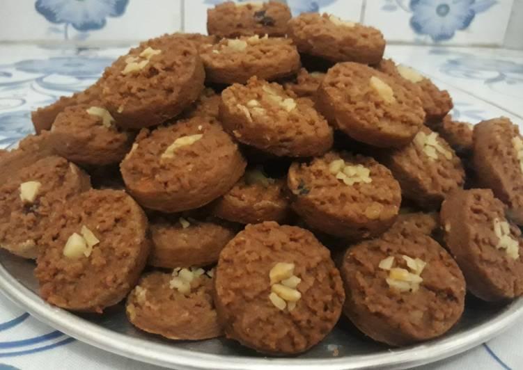 Kue kering coklat ala good time cookies 😄